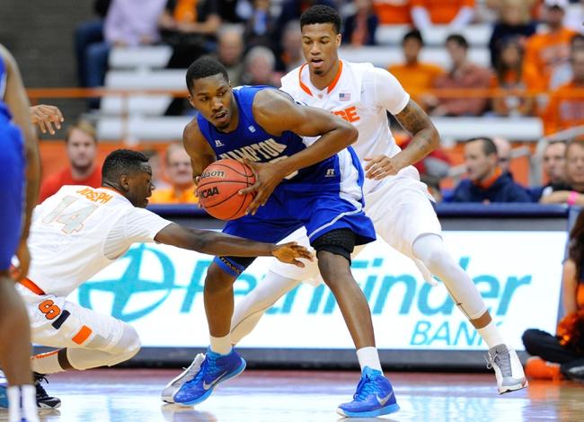 Manhattan vs. Hampton - 3/17/15 NCAA Tournament Pick, Odds, and Prediction