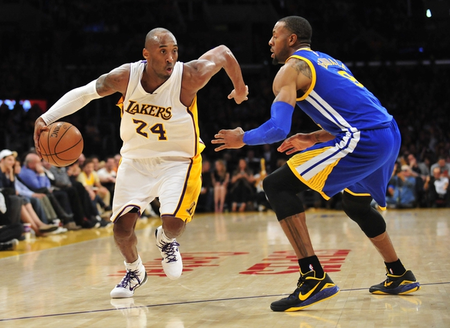 Los Angeles Lakers vs. Golden State Warriors - 12/23/14 NBA Pick, Odds, and Prediction