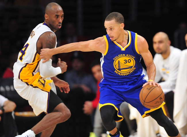 Warriors vs. Lakers - 11/24/15 NBA Pick, Odds, and Prediction