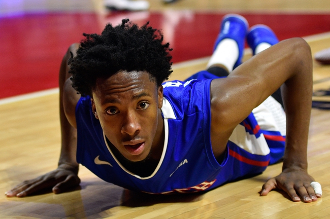 Louisiana Tech vs. Morehead State - 11/21/14 College Basketball Pick, Odds, and Prediction