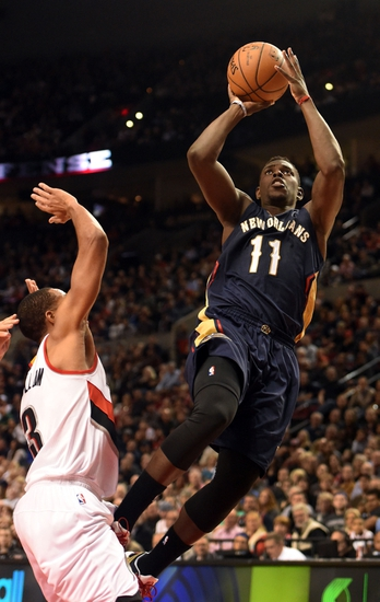 New Orleans Pelicans vs. Portland Trail Blazers - 12/20/14 NBA Pick, Odds, and Prediction