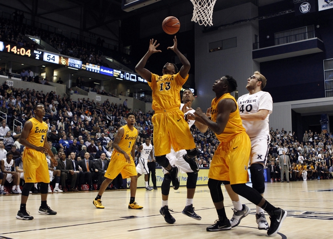Xavier vs. Long Beach State - 11/30/14 College Basketball Pick, Odds, and Prediction