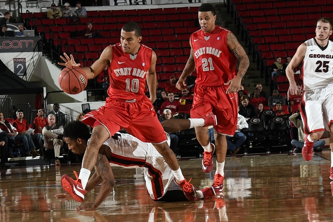 Georgia vs. Florida Atlantic - 11/23/14 College Basketball Pick, Odds, and Prediction