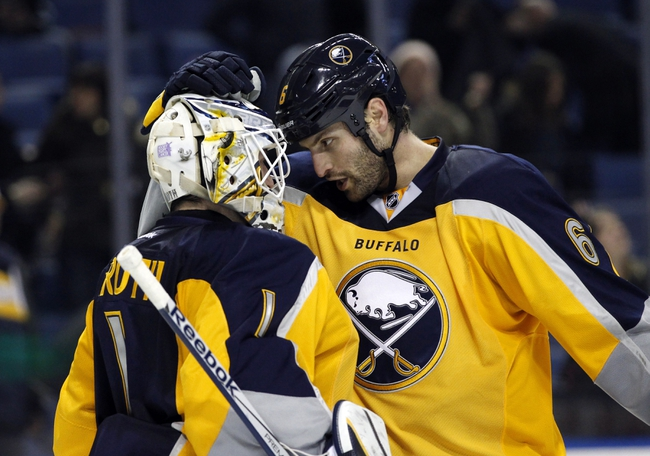 Buffalo Sabres vs. San Jose Sharks - 11/14/15 NHL Pick, Odds, and Prediction