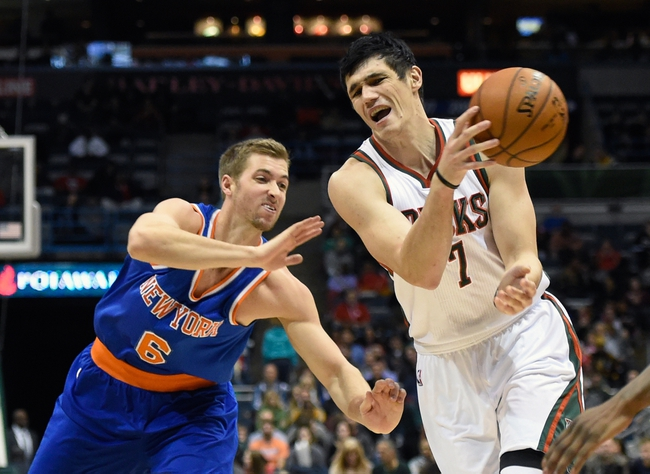 NBA News: Player News and Updates for 11/19/14