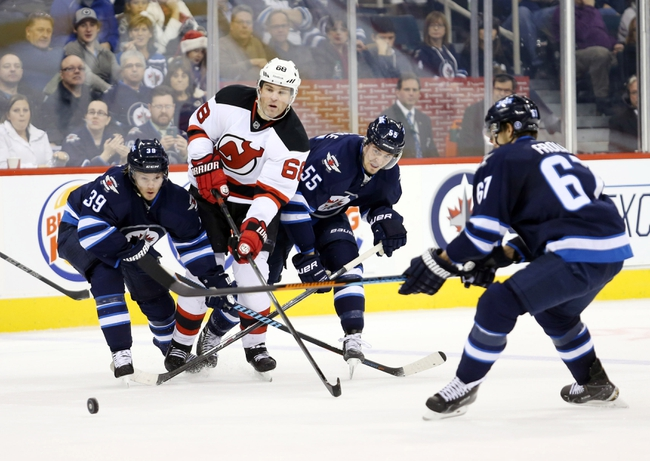 New Jersey Devils vs. Winnipeg Jets - 10/9/15 NHL Pick, Odds, and Prediction