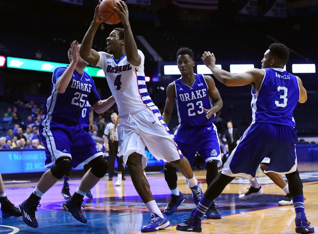 Murray State Racers vs. Drake Bulldogs - 11/30/14 College Basketball Pick, Odds, and Prediction