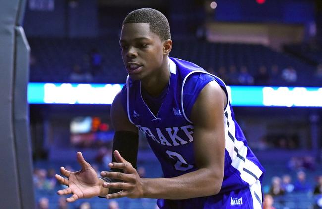 Drake vs. Wichita State - 12/31/14 College Basketball Pick, Odds, and Prediction