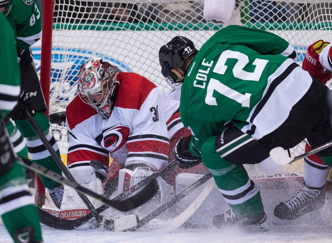 Hurricanes vs. Stars - 3/12/15 NHL Pick, Odds, and Prediction
