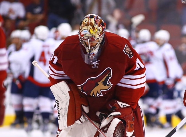 Washington Capitals vs. Arizona Coyotes - 2/22/16 NHL Pick, Odds, and Prediction