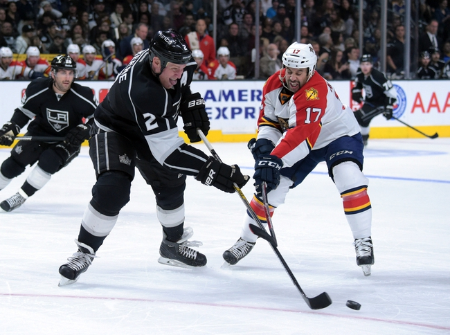 Panthers vs. Kings - 2/5/15 NHL Pick, Odds, and Prediction
