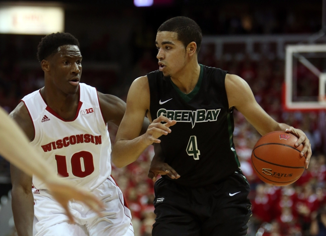 Green Bay vs. Milwaukee - 2/15/16 College Basketball Pick, Odds, and Prediction