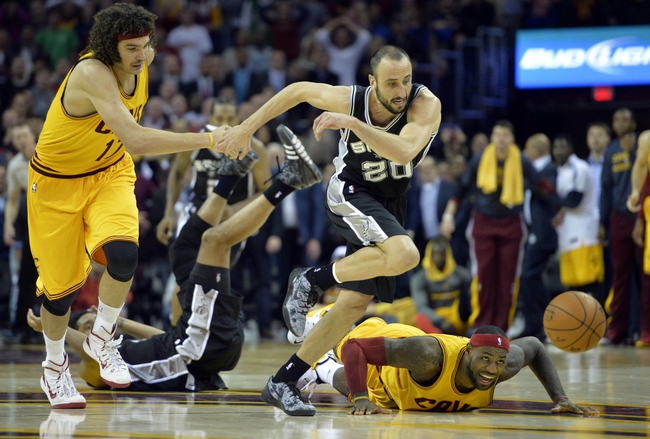 Cavaliers at Spurs - 3/12/15 NBA Pick, Odds, and Prediction