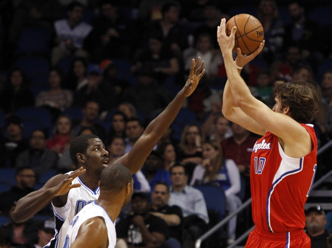 Clippers vs. Magic - 12/3/14 NBA Pick, Odds, and Prediction
