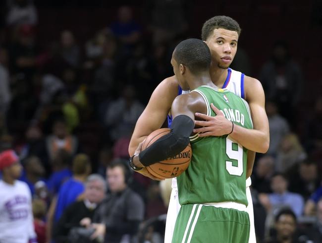 Philadelphia 76ers vs. Boston Celtics - 12/15/14 NBA Pick, Odds, and Prediction