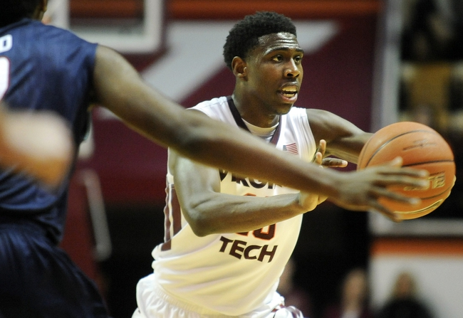 Northern Iowa vs. Virginia Tech - 11/25/14 College Basketball Pick, Odds, and Prediction