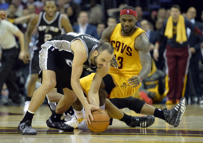 San Antonio Spurs vs. Cleveland Cavaliers - 3/12/15 NBA Pick, Odds, and Prediction