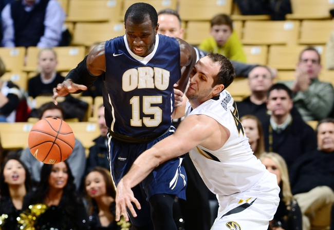Oral Roberts vs. New Mexico State - 12/13/14 College Basketball Pick, Odds, and Prediction