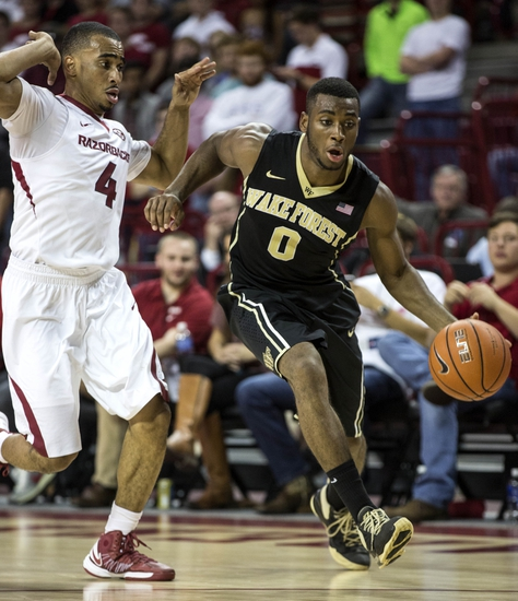 Florida vs. Wake Forest - 12/20/14 College Basketball Pick, Odds, and Prediction