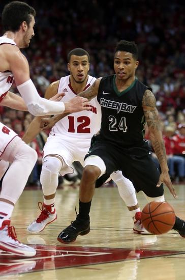 Wisc-Green Bay Phoenix vs. Wright State Raiders - 1/5/15 College Basketball Pick, Odds, and Prediction