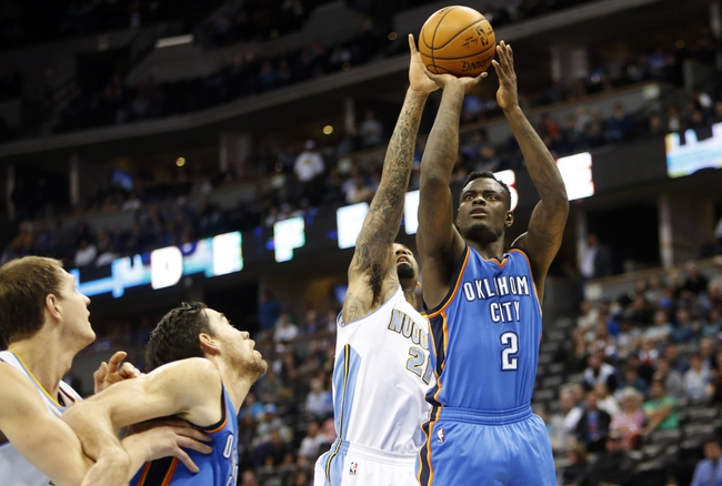 Nuggets vs. Thunder - 2/9/15 NBA Pick, Odds, and Prediction