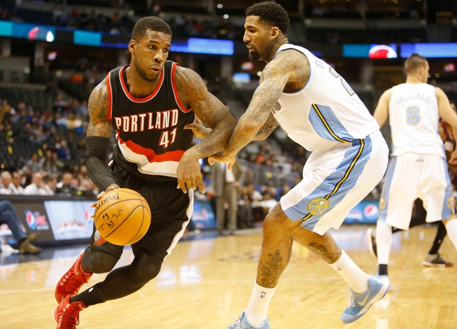 Denver Nuggets vs. Portland Trail Blazers - 12/2/14 NBA Pick, Odds, and Prediction