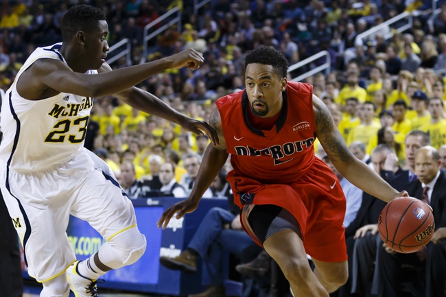 Detroit vs. South Alabama - 11/22/14 College Basketball Pick, Odds, and Prediction