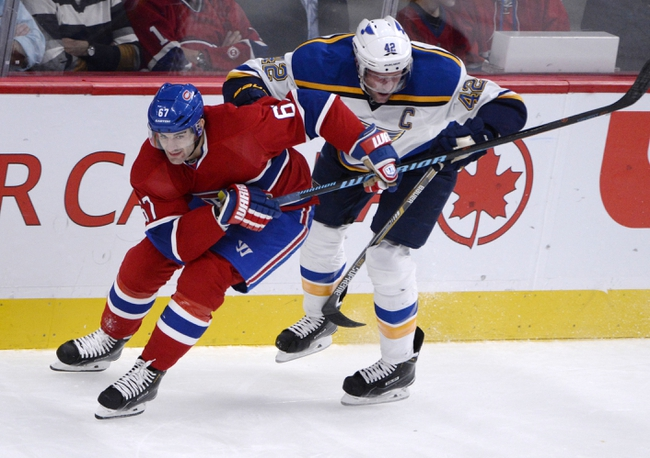 St. Louis Blues vs. Montreal Canadiens - 2/24/15 NHL Pick, Odds, and Prediction