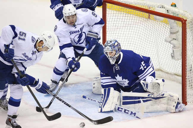 Lightning vs. Maple Leafs - 12/29/14 NHL Pick, Odds, and Prediction