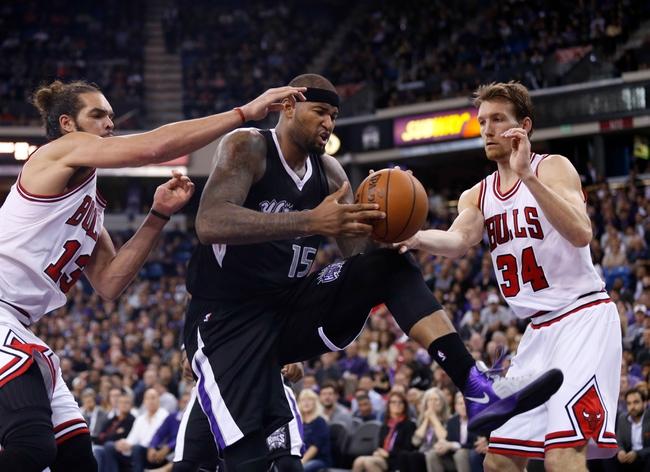 Bulls vs. Kings - 2/10/15 NBA Pick, Odds, and Prediction
