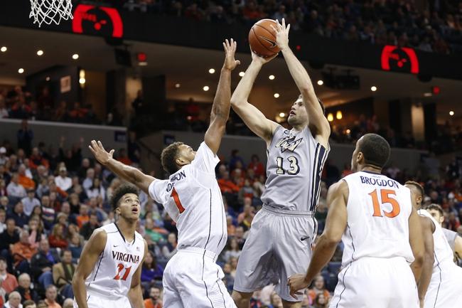George Washington vs. Richmond - 1/15/15 College Basketball Pick, Odds, and Prediction
