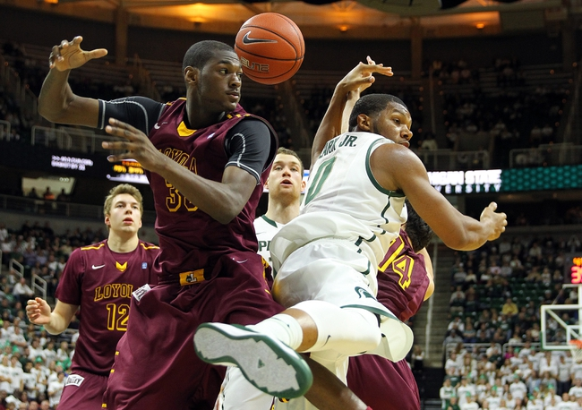 Illinois-Chicago Flames vs. Loyola of Chicago Ramblers - 12/6/14 College Basketball Pick, Odds, and Prediction