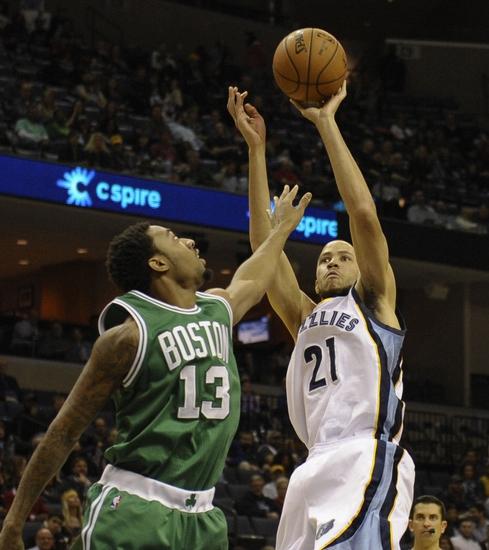 Boston Celtics vs. Memphis Grizzlies - 3/11/15 NBA Pick, Odds, and Prediction
