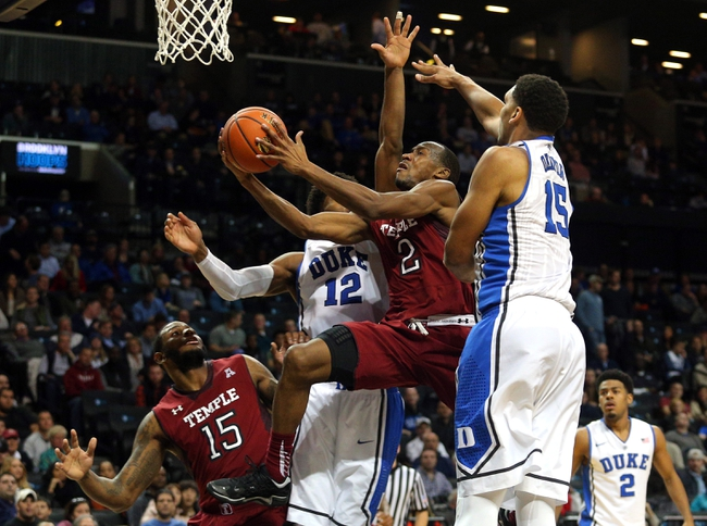 Temple vs. UNLV  - 11/22/14 College Basketball Pick, Odds, and Prediction