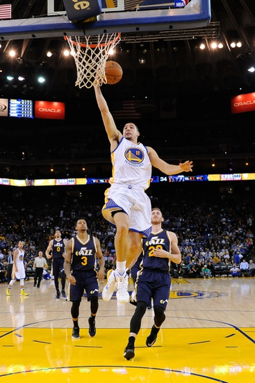 Utah Jazz vs. Golden State Warriors - 1/13/15 NBA Pick, Odds, and Prediction