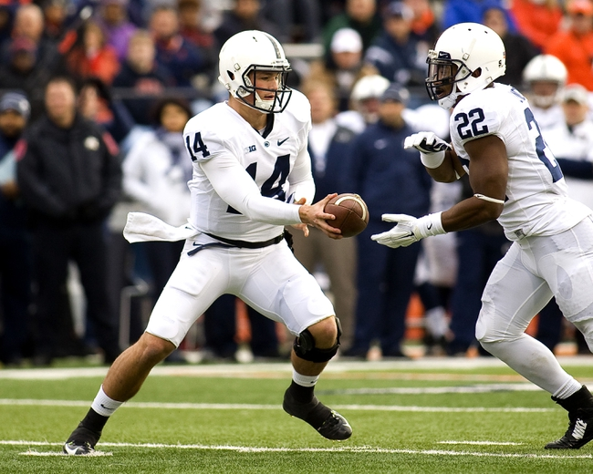 Penn State vs. Michigan State - 11/29/14 College Football Pick, Odds, and Prediction