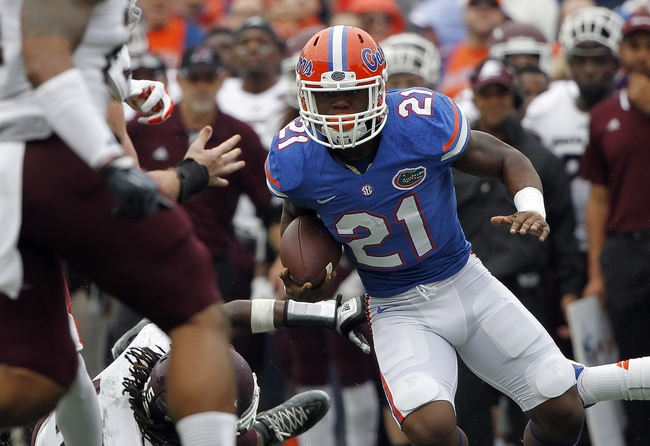 Florida vs. New Mexico State - 9/5/15 College Football Pick, Odds, and Prediction