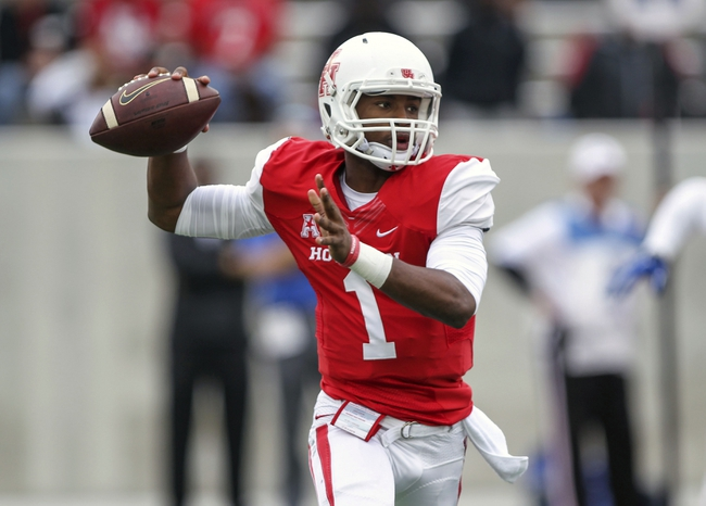 SMU vs. Houston - 11/28/14 College Football Pick, Odds, and Prediction