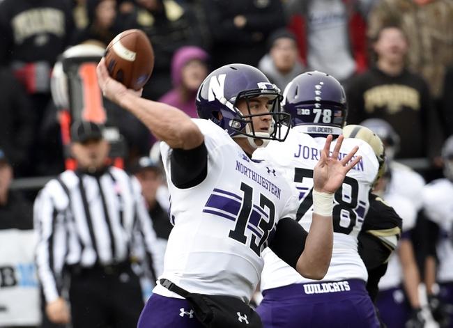 Northwestern vs. Illinois - 11/29/14 College Football Pick, Odds, and Prediction