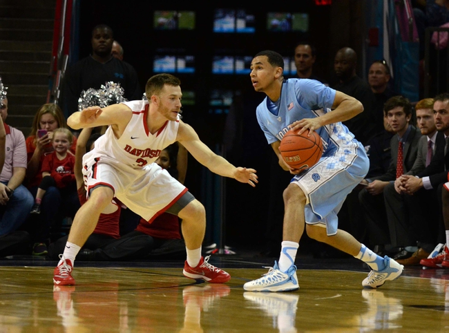 Montana Grizzlies vs. Davidson Wildcats - 12/10/14 College Basketball Pick, Odds, and Prediction