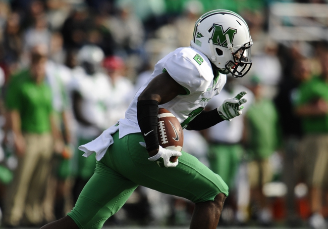 Marshall Thundering Herd Vs. Purdue Boilermakers - 9/6/15 College Football Pick, Odds, and Prediction
