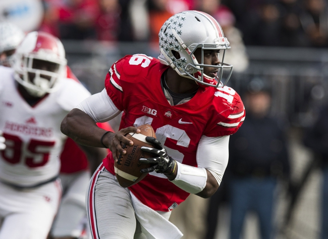 Ohio State vs. Michigan - 11/29/14 College Football Pick, Odds, and Prediction