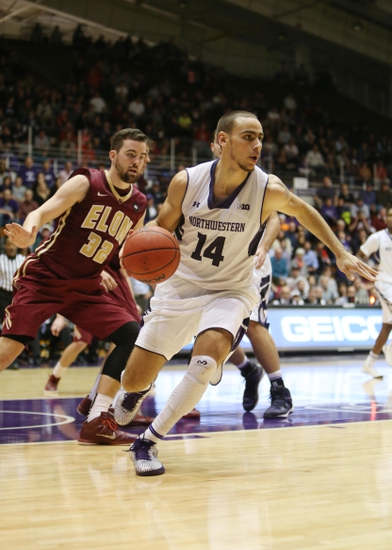 Northwestern vs. Georgia Tech - 12/3/14 College Basketball Pick, Odds, and Prediction
