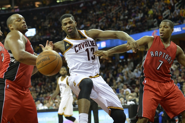 Toronto Raptors vs. Cleveland Cavaliers - 12/5/14 NBA Pick, Odds, and Prediction