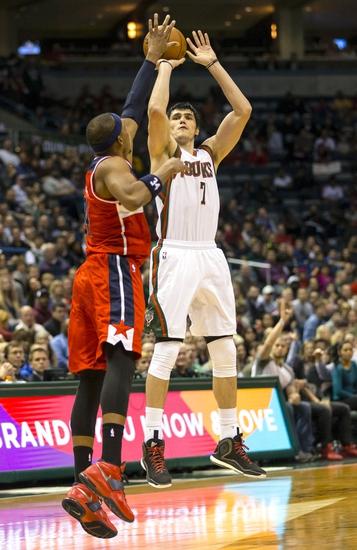 Milwaukee Bucks vs. Washington Wizards - 3/7/15 NBA Pick, Odds, and Prediction
