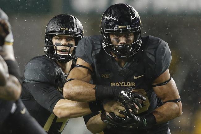 Texas Tech vs. Baylor - 11/29/14 College Football Pick, Odds, and Prediction