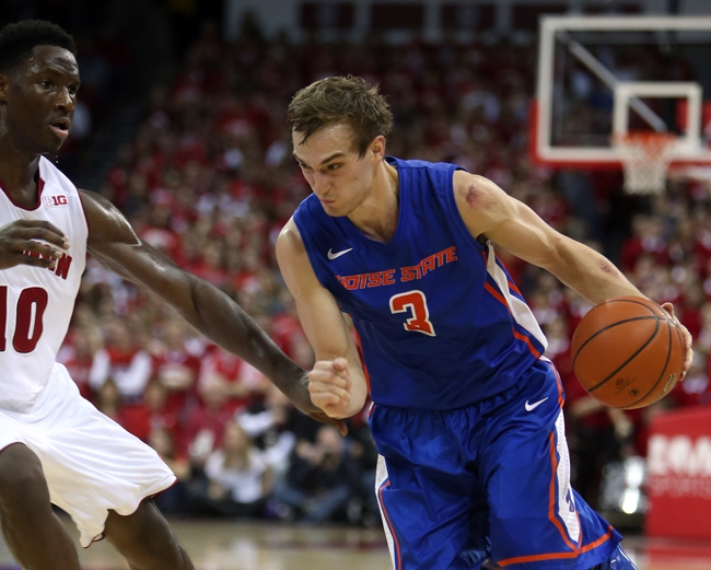 Boise State vs. Northern Arizona - 11/16/15 College Basketball Pick, Odds, and Prediction