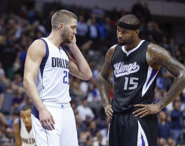 Sacramento Kings vs. Dallas Mavericks - 1/13/15 NBA Pick, Odds, and Prediction