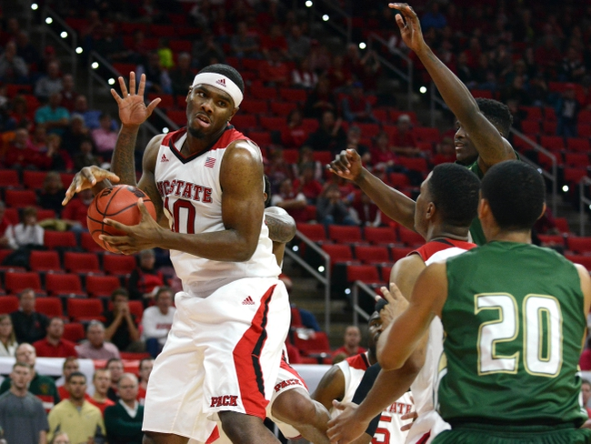 South Florida Bulls vs. North Carolina State Wolfpack - 12/13/15 College Basketball Pick, Odds, and Prediction