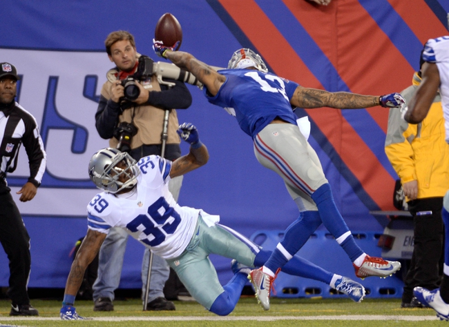 Dallas Cowboys at New York Giants NFL Score, Recap, News and Notes